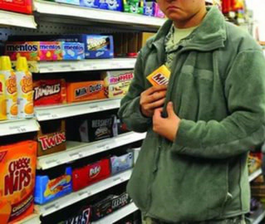 Гражданин Воронежа устроил преступную экскурсию покарачевским магазинам