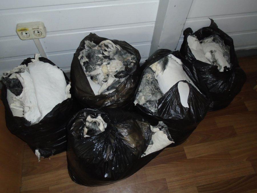 Молдаванин на«Мерседесе» контрабандой вез вБрянск 122 шкуры