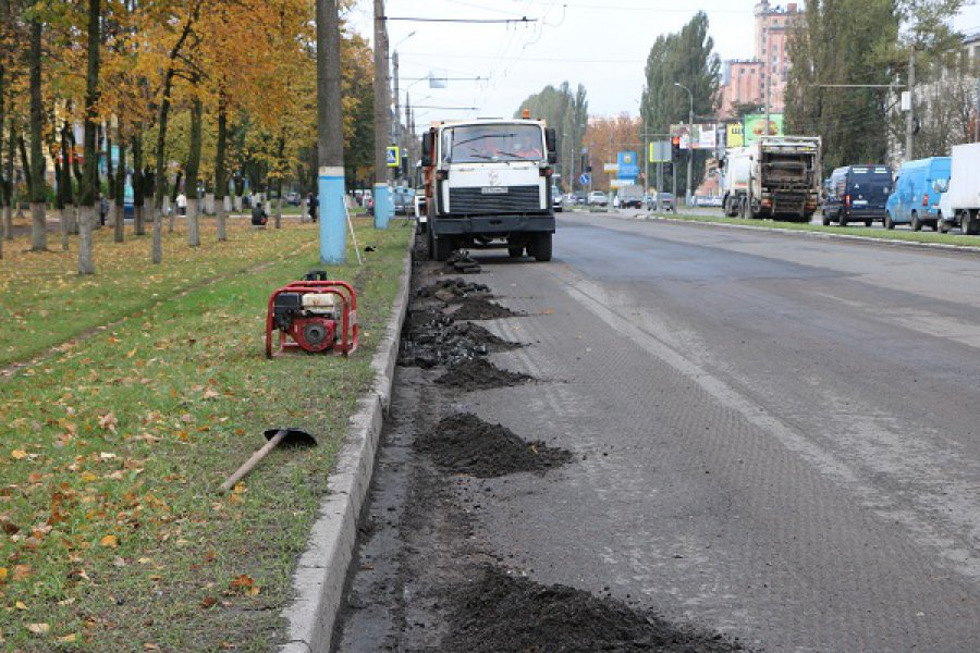 Московскому проспекту вБрянске обещали ливневку