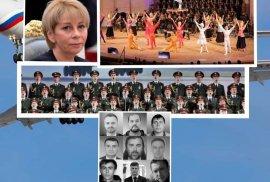 Брянцев просят помочь присвоить звание Героя России погибшим в крушении Ту-154