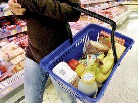 В Брянской области снизилась стоимость минимального набора продуктов