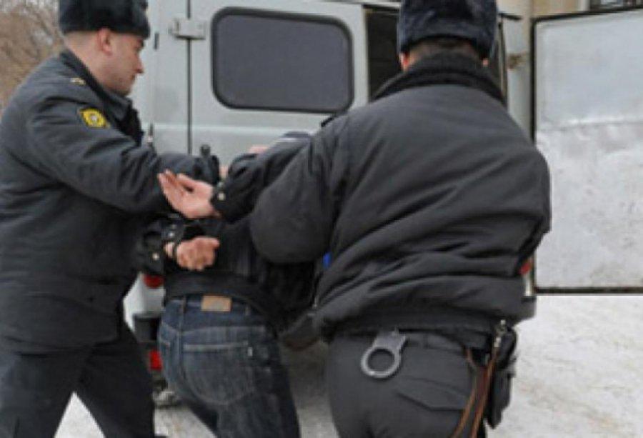 ВБрянском районе напавший наполицейского мужчина заключен под стражу
