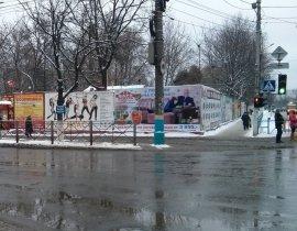 В Брянске парк Юность на Володарке попробуют очистить от рекламы