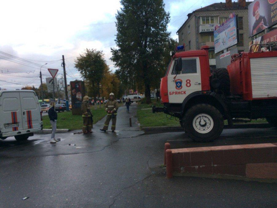 В Брянске из-за угрозы взрыва эвакуировали офис «Райффайзенбанк»