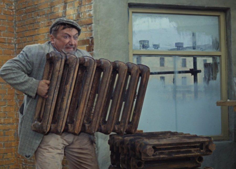 Сбрянских строек украли батарей икотлов на5 млн руб