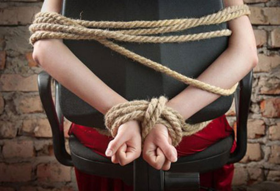 В Харькове женщину похитили из-за ревности