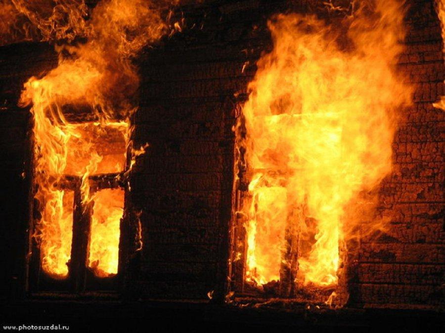 Впожаре вБрянской области погибли три человека