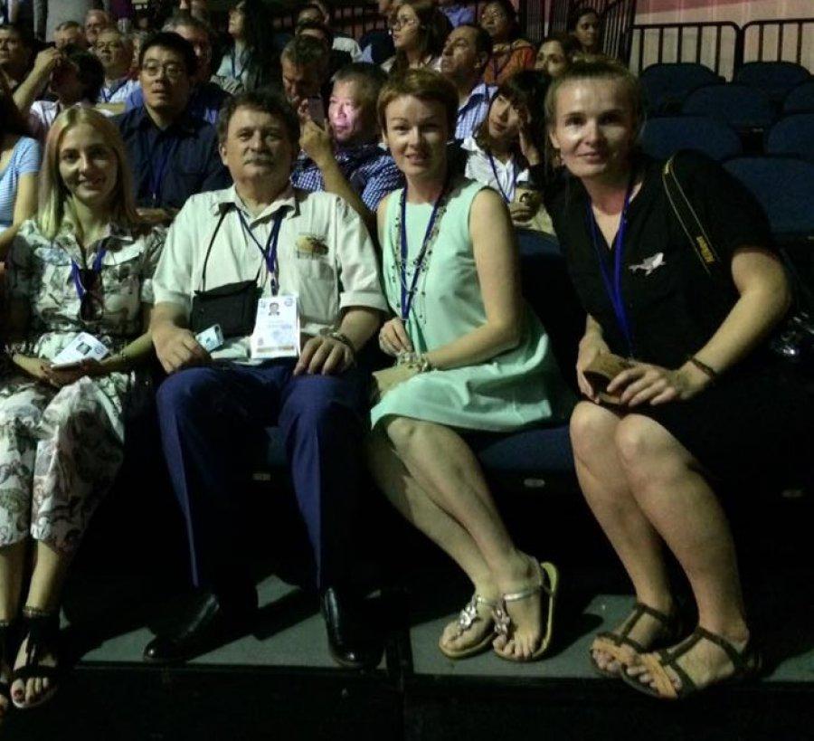 Делегация брянского заповедника прибыла навсемирный съезд вСША