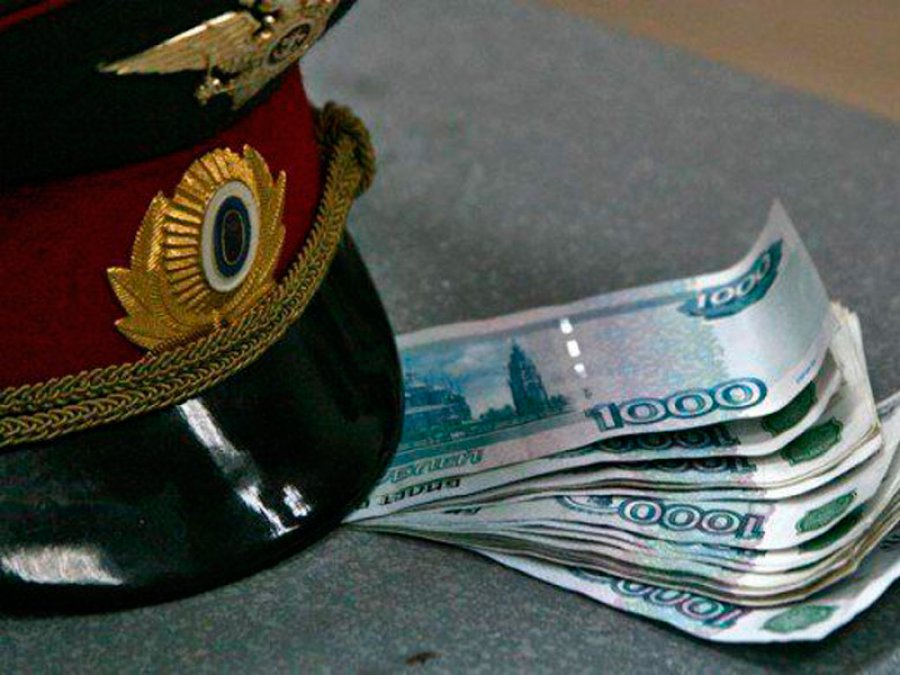 ВПогаре осудили прежнего полицейского задачу взятки