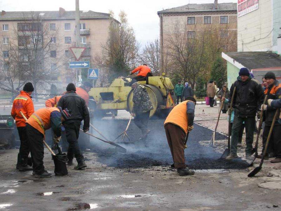 На каких улицах отремонтируют дороги в Бежице в 2015 году