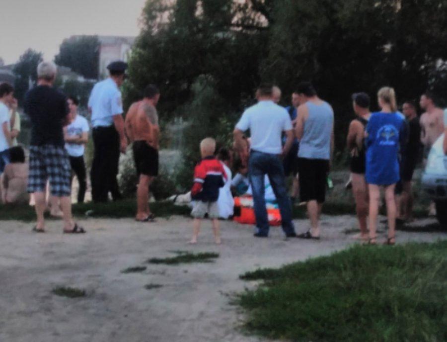 ВДень ВДВ вКлинцах наСтодоле потонул парень