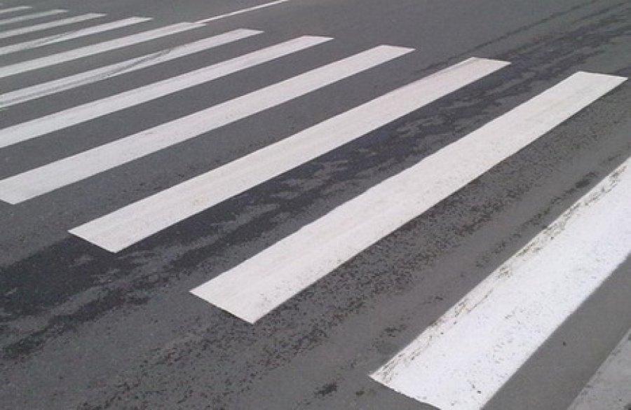 ВБрянске «Хонда» снесла пешехода напереходе