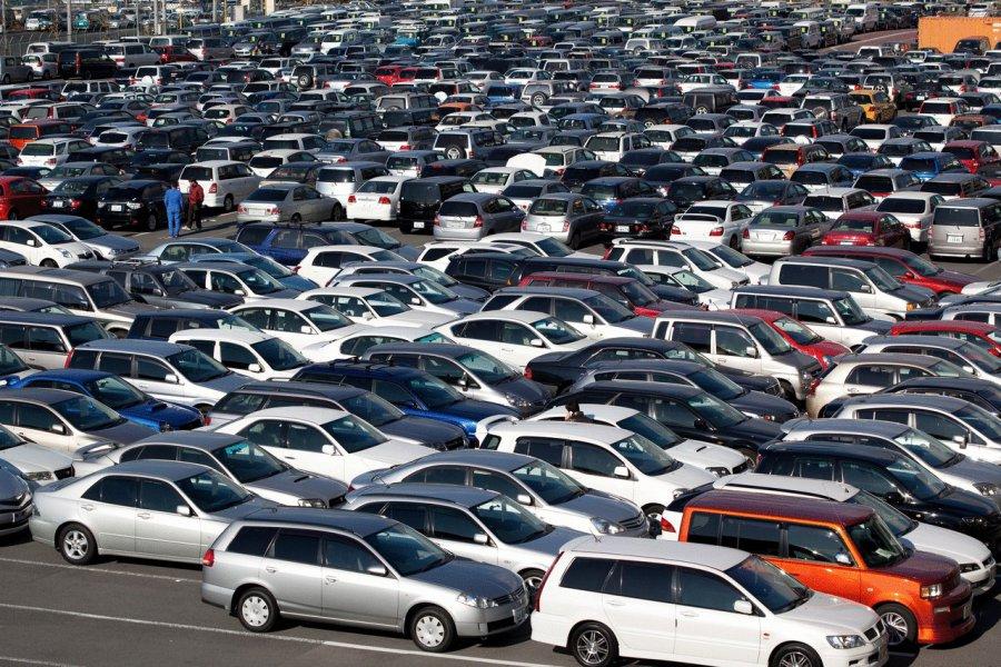 За год на Брянщине стало на 11 тысяч машин больше