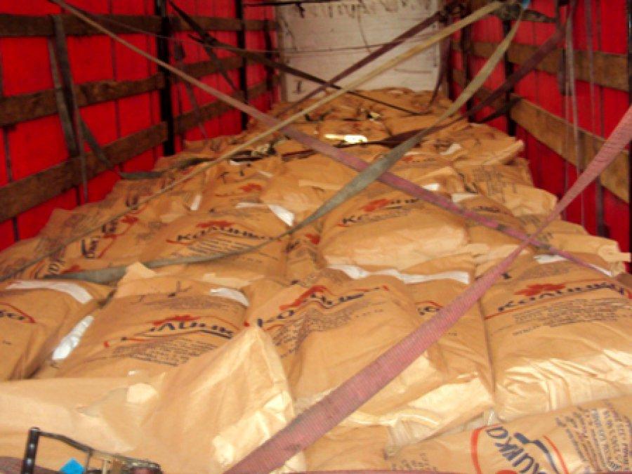 НаСмоленщину непустили 10 тонн сухого молока