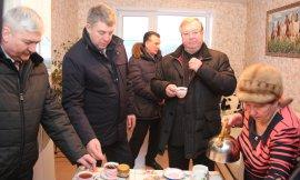 Сергей Степашин остался доволен новым жильем для белобережцев