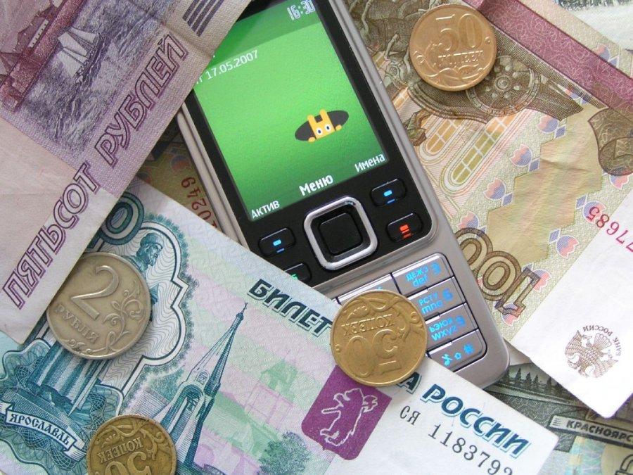 ВБрянске салон сотовых телефонов обвинили внезаконной рекламе