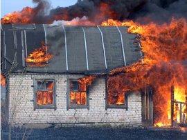 В Дятьковском районе 15-летний школьник сжигал дачи