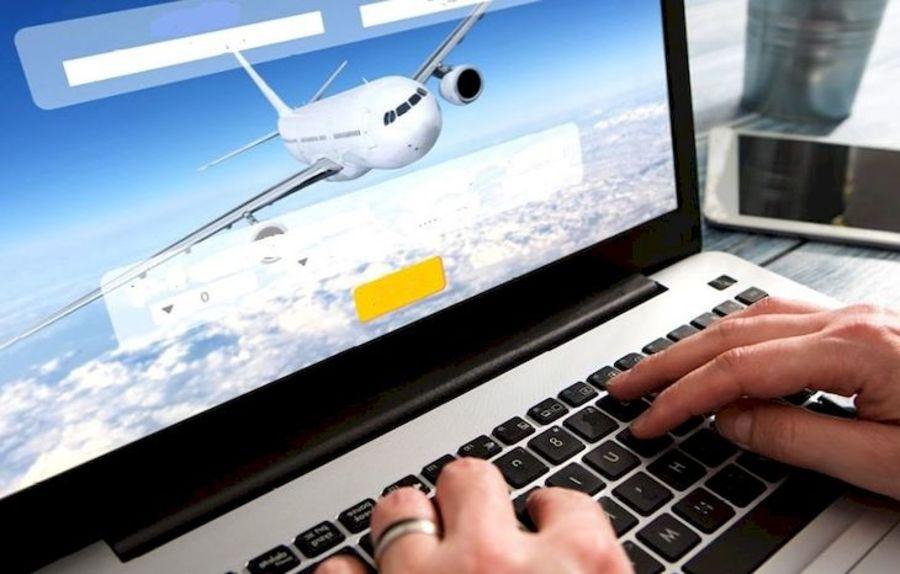 Покупка билетов на самолёт через интернет