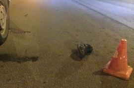 В Брянске иномарка сбила пешехода: полиция ищет свидетелей