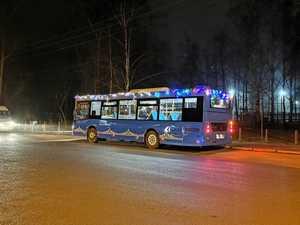В Новогоднюю ночь брянцев развезут дополнительные автобусы