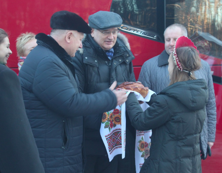 На Брянщину приехали участники российско-белорусского форума