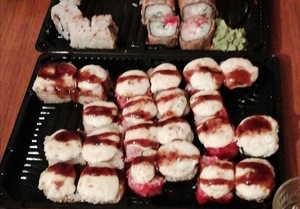 Жительницу Брянска шокировали суши со вкусом мойвы