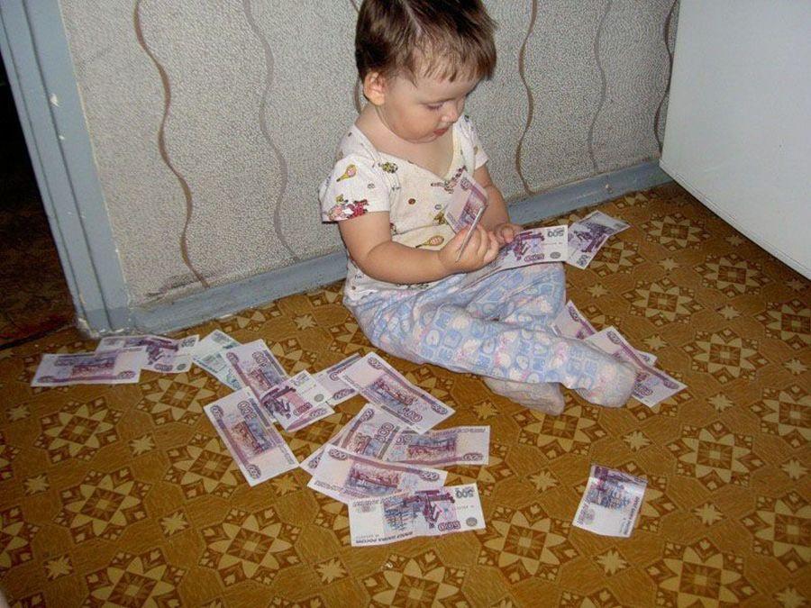 В Брянской области с 1 февраля выросли детские пособия
