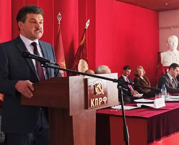Кандидата в брянские губернаторы от КПРФ Архицкого обвинили в саботаже
