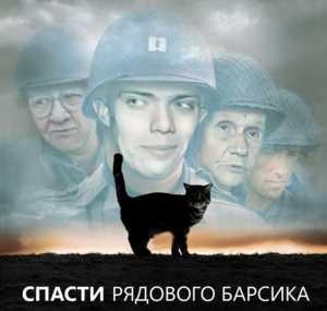 В Брянске сняли на видео безумное спасение кота