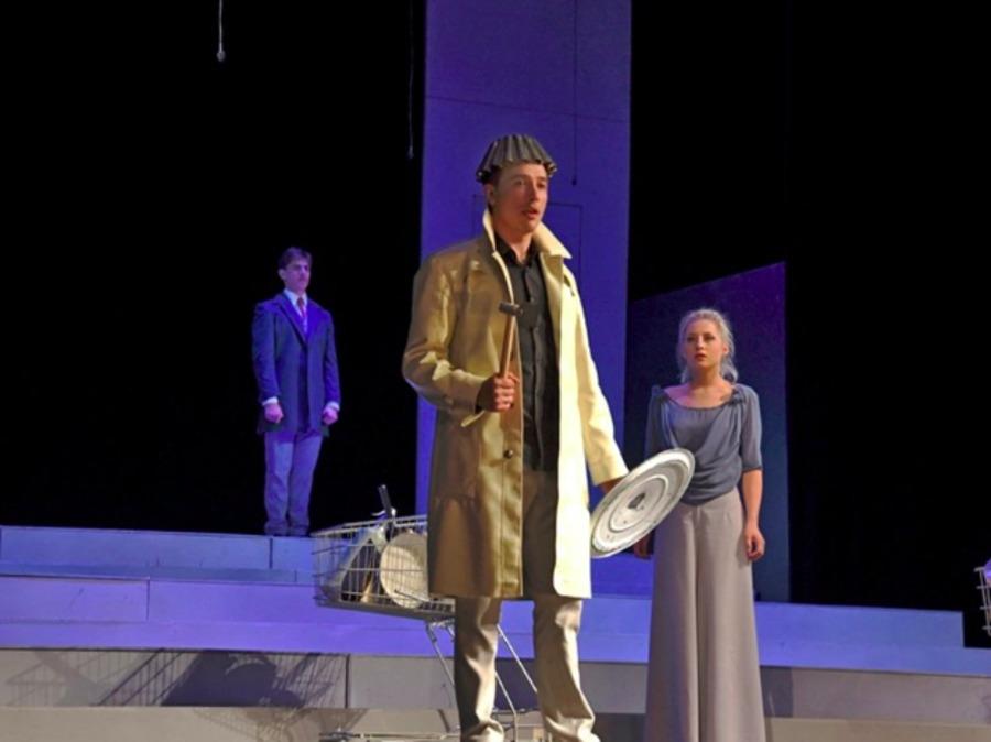 Белорусские театры показали спектакли в Брянске