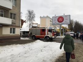 В Брянске оцепили жилой дом около «Полтинника»
