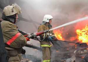 В Брасовском районе сгорел жилой дом