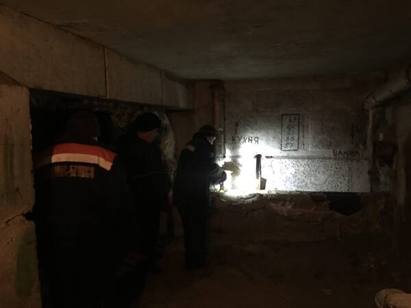 В Брянске жильцы дома на Орловской замерзают из-за халатности УК