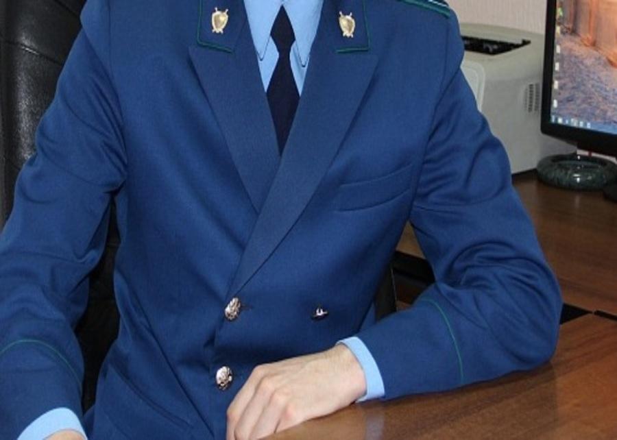 1-ый заместитель обвинителя Брянской области примет граждан города Сельцо