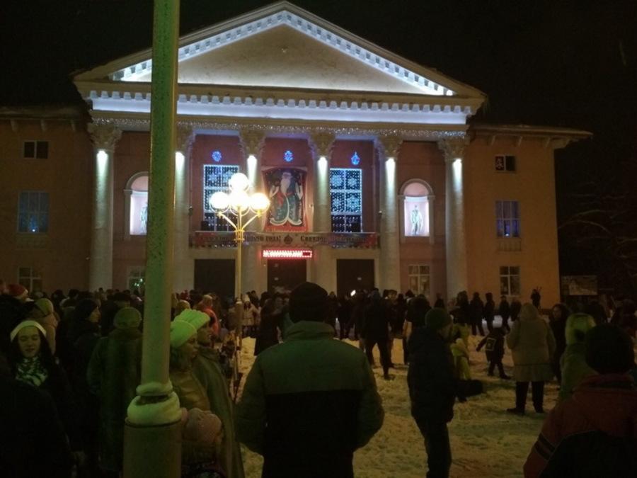 В новогодних гуляниях участвовали около 19 тысяч брянцев