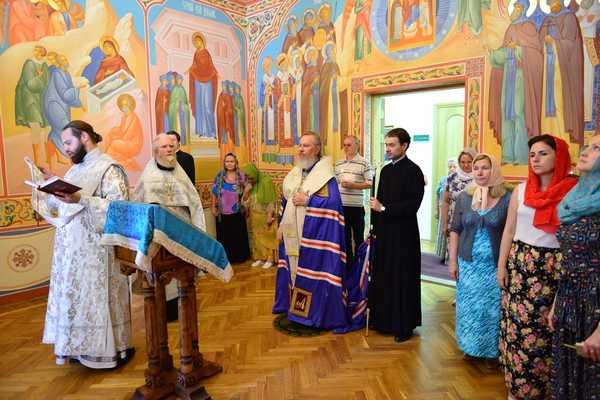 Брянские священнослужители вызывали молитвой дождь