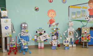 В Брянске пройдёт фестиваль «Робофест32» среди детских садов