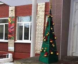 В Брянске определили победителей конкурса новогодних арт-объектов