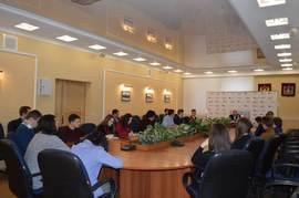 В Брянске прошла лекция для слушателей «Школы парламентаризма»