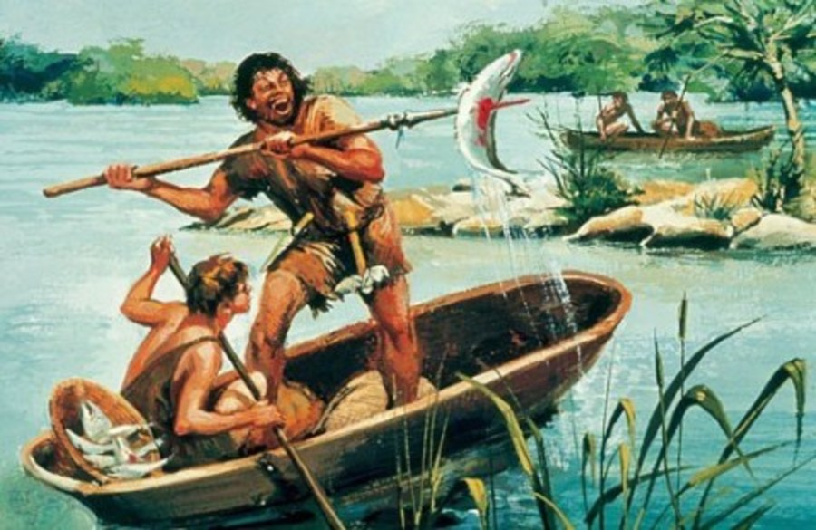 Сентября, картинки рыболовы и охотники египта