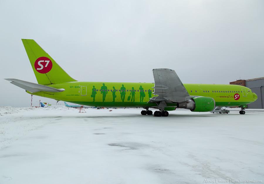 Авиарейсы из Брянска в Санкт-Петербург приостановят с 11 января
