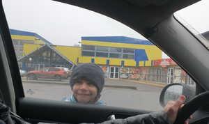 В Брянске под машины бросаются попрошайки-цыгане