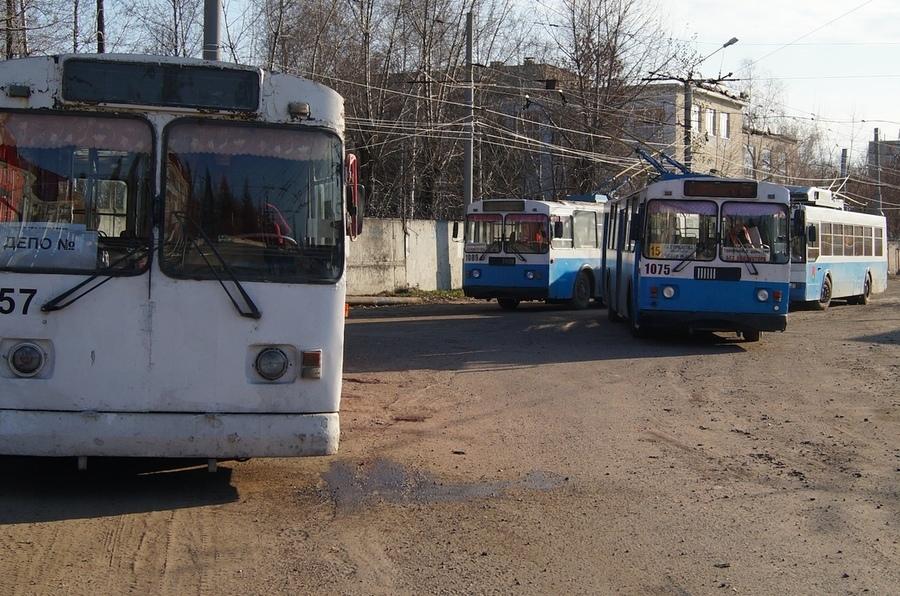 Брянские троллейбусы нуждаются в серьезном «лечении»