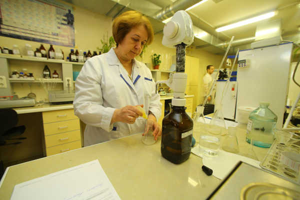 В Брянске создадут лабораторный центр для мониторинга качества продуктов