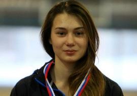 Брянская легкоатлетка Красина стала призёром Первенства России