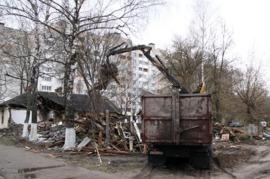 Карачевские чиновники открыли тайну расселения аварийного дома