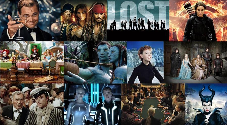 Кино-корпоративы - новое направление в сфере event