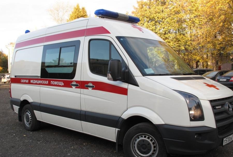 Под Брянском в ДТП разбились два водителя иномарок