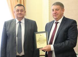 Брянская область установила рекорд выставки «Золотая осень»
