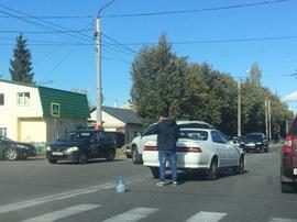 В Брянске возле БМЗ в крупном ДТП ранена 8-летняя девочка